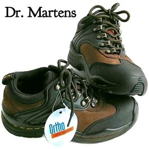 Rare Doc Martens Industrial Leather Shoes Unisex